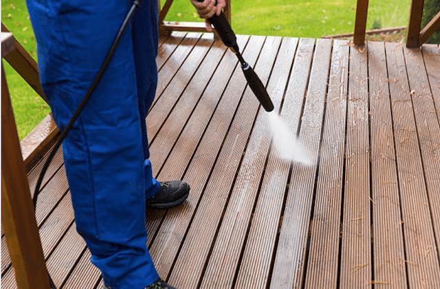 deck cleaning coral springs