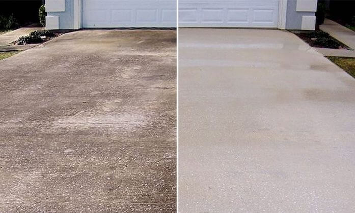 coral springs driveway cleaning